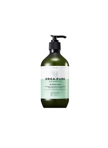 Missha Orga Pure Shampoo Renksiz